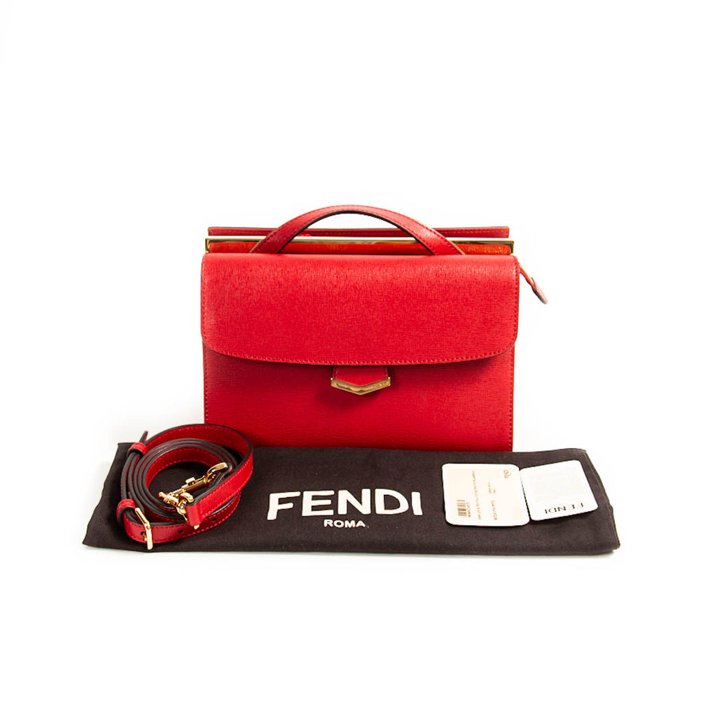 Fendi Demi-Jour Shoulder Bag Bags Fendi - Shop authentic new pre-owned designer brands online at Re-Vogue