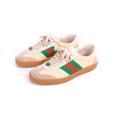 Gucci Ace Leather Bee Sneakers Shoes Gucci - Shop authentic new pre-owned designer brands online at Re-Vogue