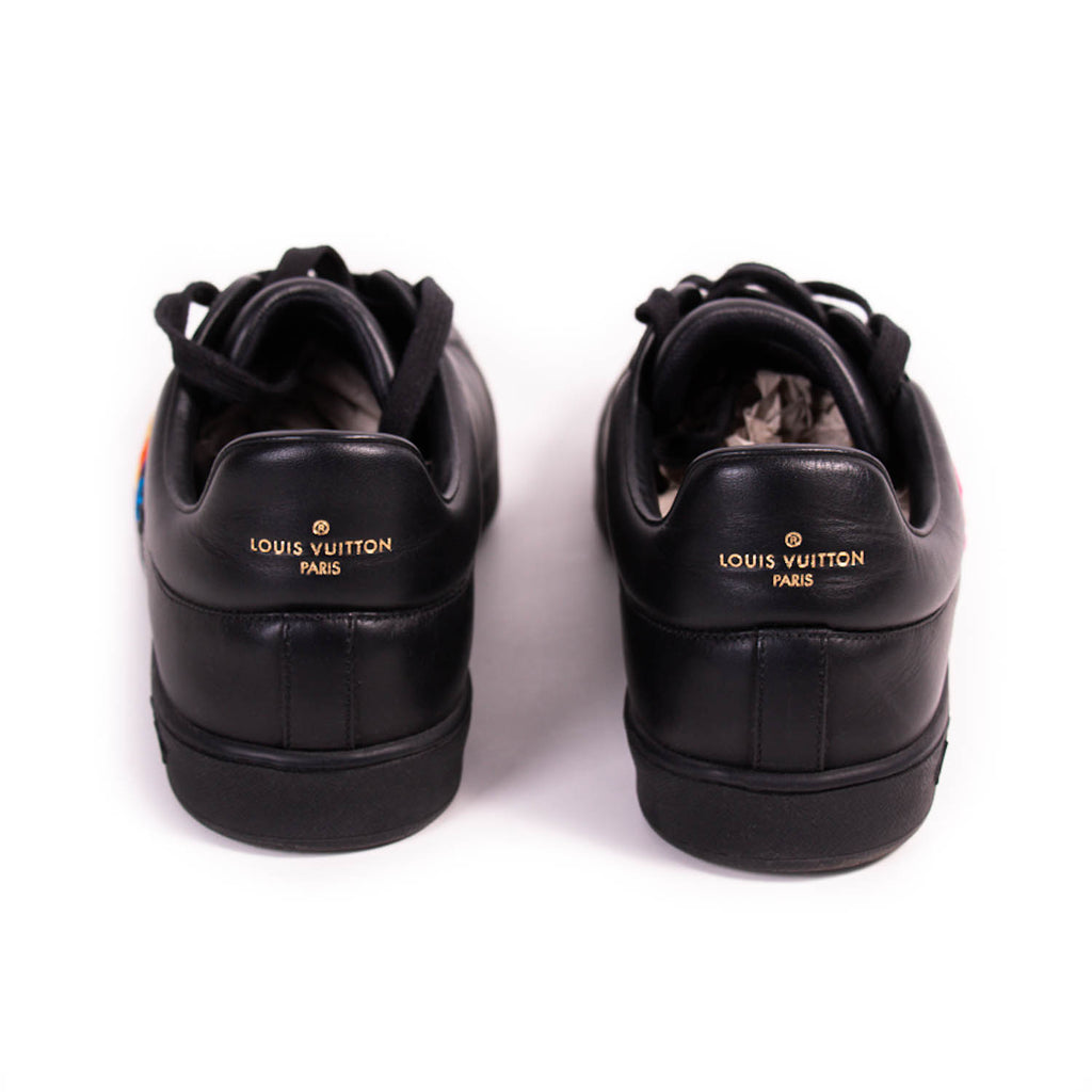 Louis Vuitton Leather Luxembourg Sneakers Shoes Louis Vuitton - Shop authentic new pre-owned designer brands online at Re-Vogue
