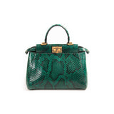 Fendi Python Mini Peekaboo Bag Bags Fendi - Shop authentic new pre-owned designer brands online at Re-Vogue