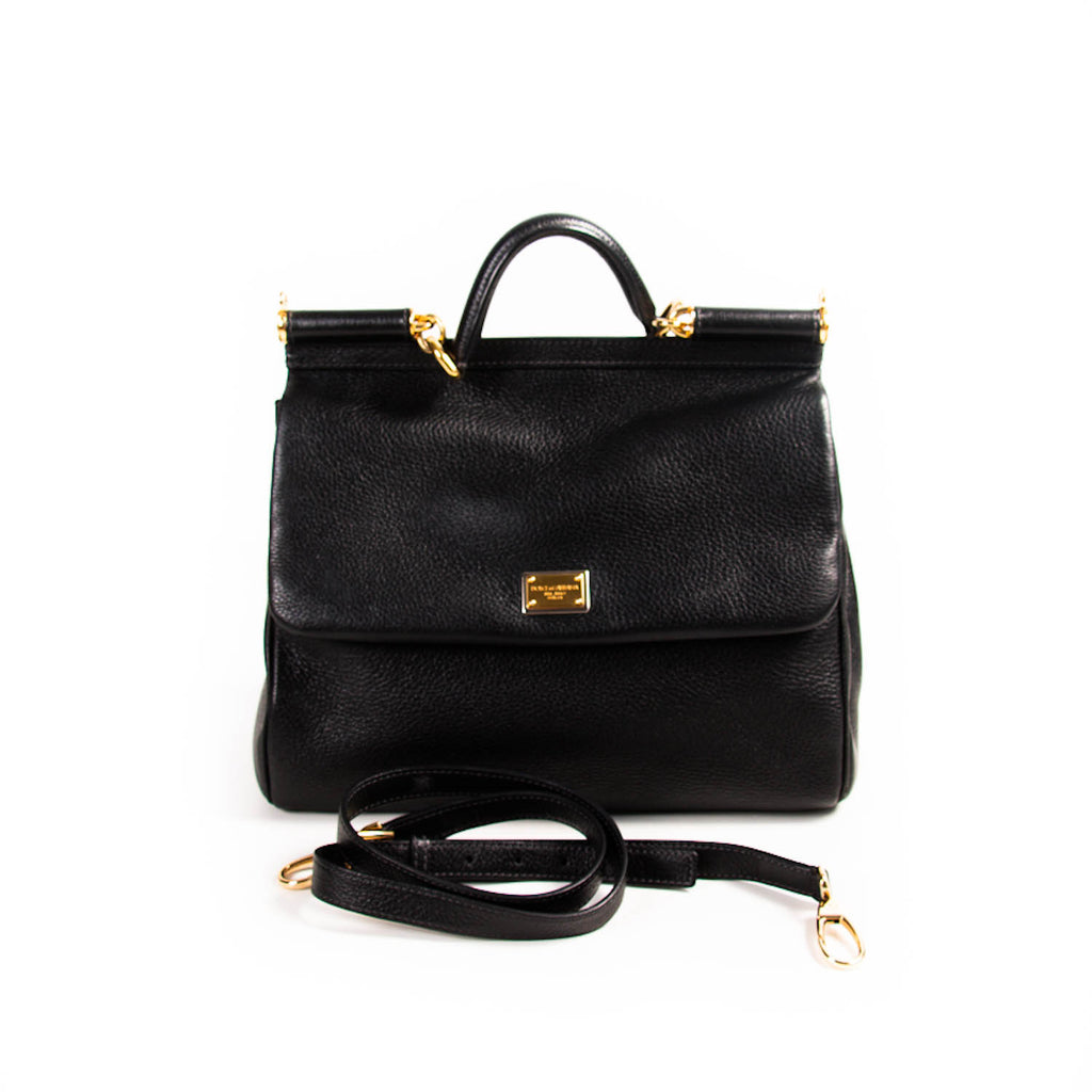 Dolce&Gabbana Large Sicily Bag Bags Dolce & Gabbana - Shop authentic new pre-owned designer brands online at Re-Vogue