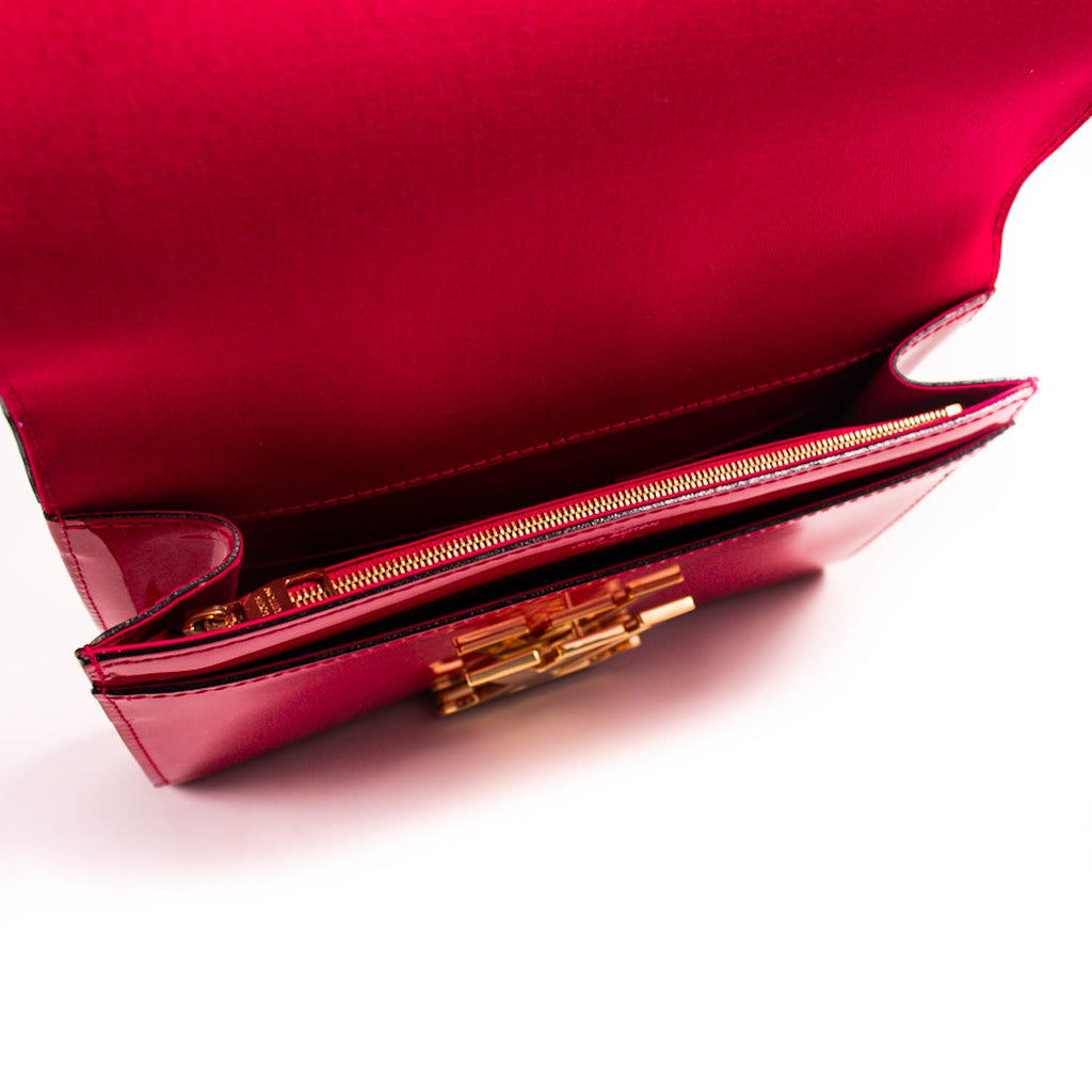 Louis Vuitton Vernis Louise Clutch Bags Louis Vuitton - Shop authentic new pre-owned designer brands online at Re-Vogue