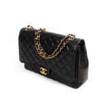 Chanel Classic Maxi Double Flap Bag Bags Chanel - Shop authentic new pre-owned designer brands online at Re-Vogue