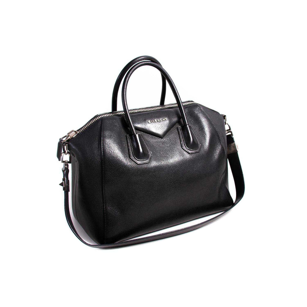 Givenchy Medium Antigona Satchel Bag Bags Givenchy - Shop authentic new pre-owned designer brands online at Re-Vogue