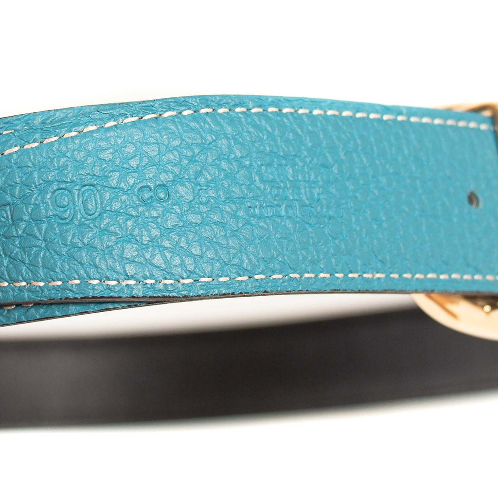 Hermès Chaîne D'Ancre Reversible Belt Accessories Hermès - Shop authentic new pre-owned designer brands online at Re-Vogue