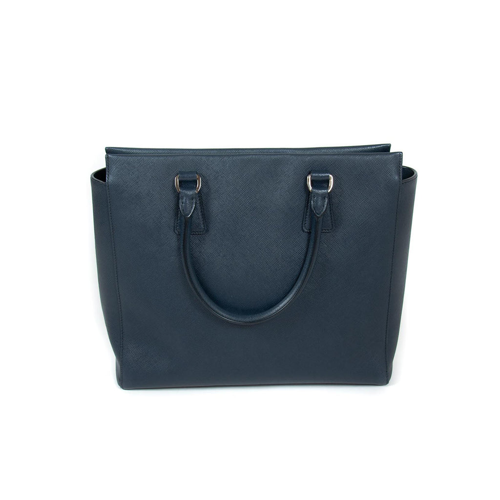Prada Galleria Saffiano Tote Bag Bags Prada - Shop authentic new pre-owned designer brands online at Re-Vogue