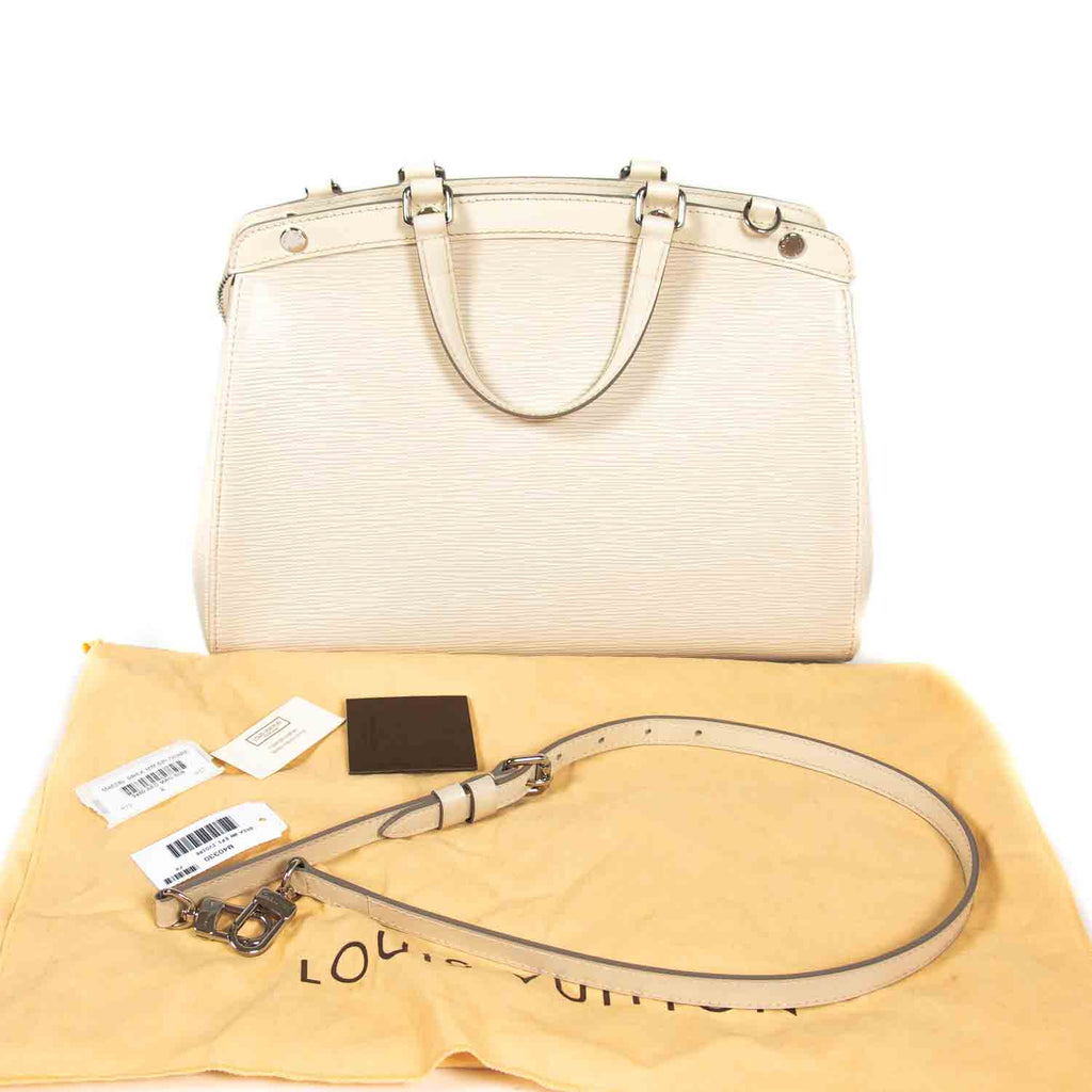 Louis Vuitton Epi Leather Brea MM Bags Louis Vuitton - Shop authentic new pre-owned designer brands online at Re-Vogue