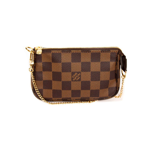 Louis Vuitton Epi Honfleur Clutch