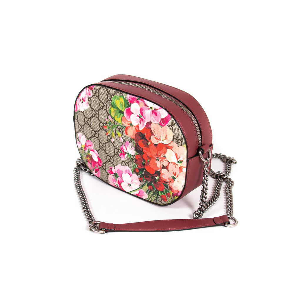 Gucci Blooms Camera Crossbody Bag Bags Gucci - Shop authentic new pre-owned designer brands online at Re-Vogue