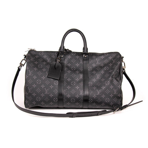 Louis Vuitton Monogram Giant Keepall Bandouliere 50