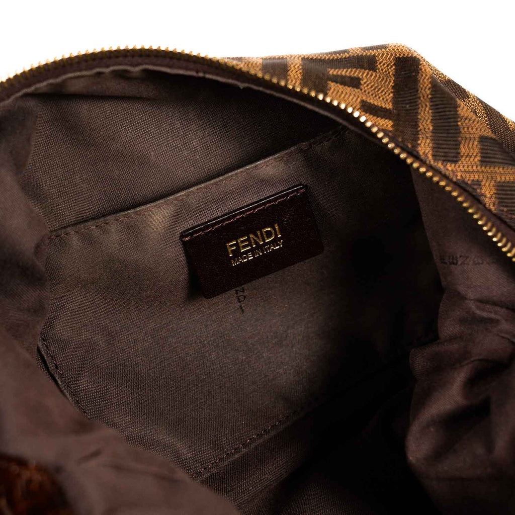 Fendi Zucca Mia Hobo Bag Bags Fendi - Shop authentic new pre-owned designer brands online at Re-Vogue
