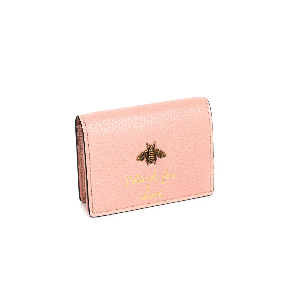 Gucci Animalier Card Case Accessories Gucci - Shop authentic new pre-owned designer brands online at Re-Vogue