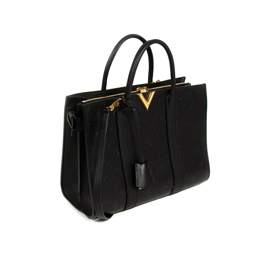Louis Vuitton Very Tote MM Tote Bag Bags Louis Vuitton - Shop authentic new pre-owned designer brands online at Re-Vogue