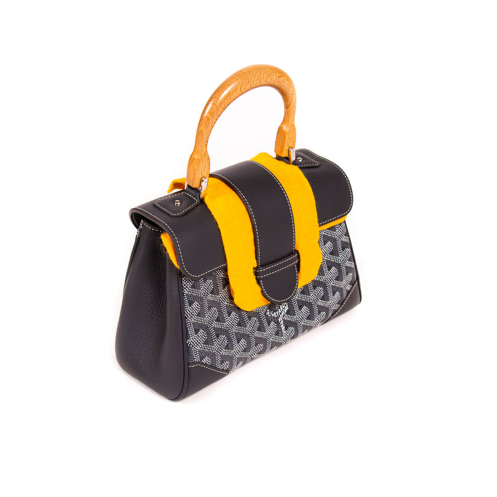 Goyard Goyardine Mini Saigon Bags Goyard - Shop authentic new pre-owned designer brands online at Re-Vogue