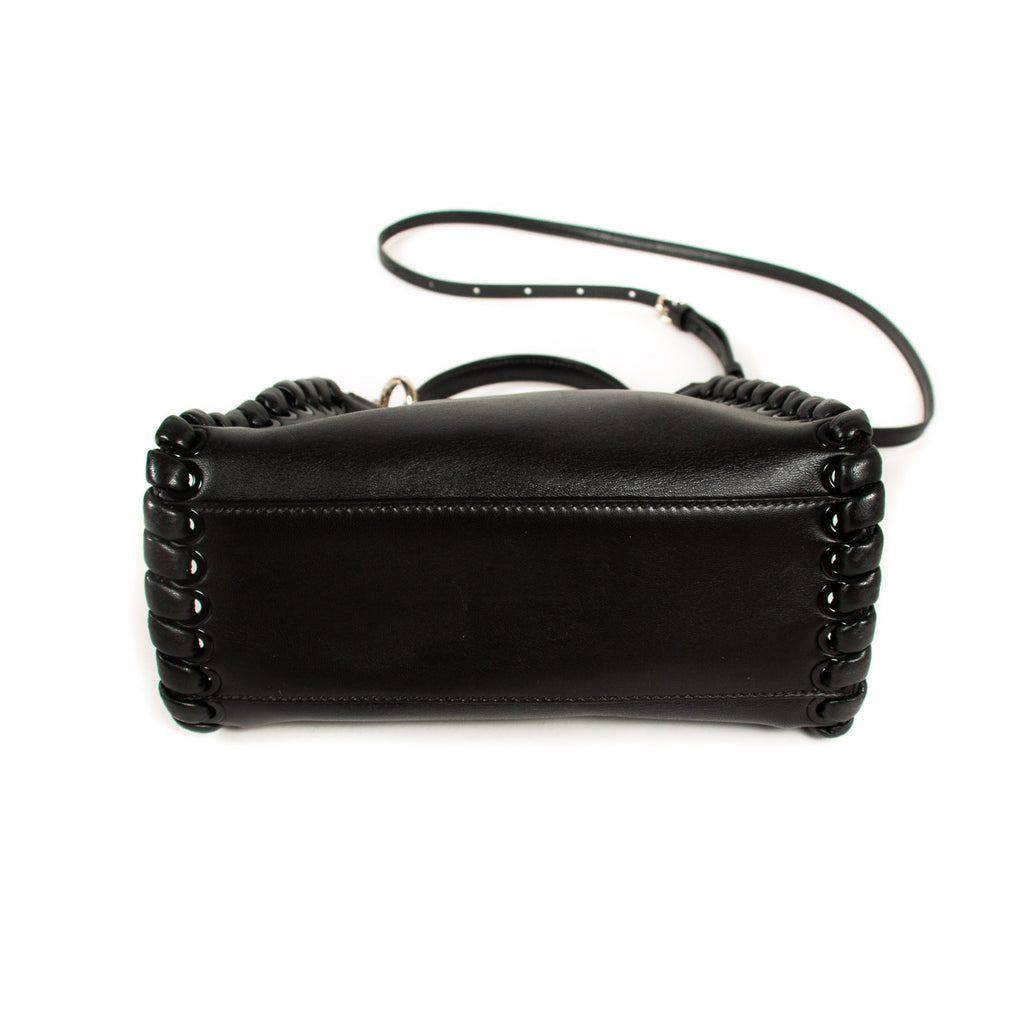 Fendi Peekaboo Iconic Braided Mini Bag Bags Fendi - Shop authentic new pre-owned designer brands online at Re-Vogue