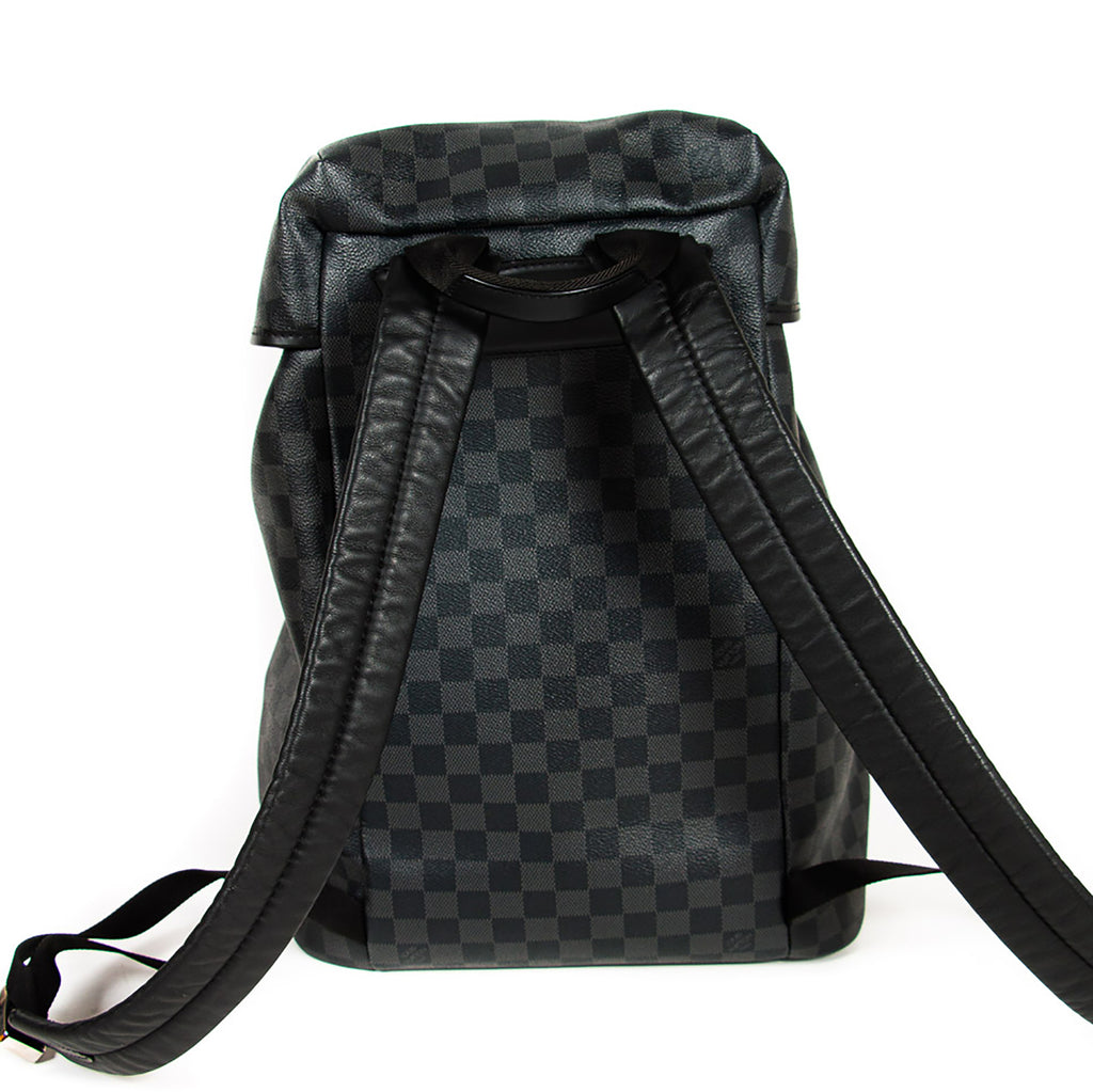 Louis Vuitton Damier Graphite Zac Backpack