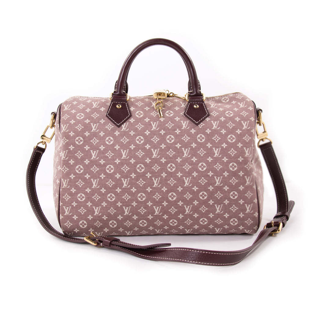 a6c81be621b3 Shop authentic Louis Vuitton Idylle Speedy Bandoulière 30 at revogue ...