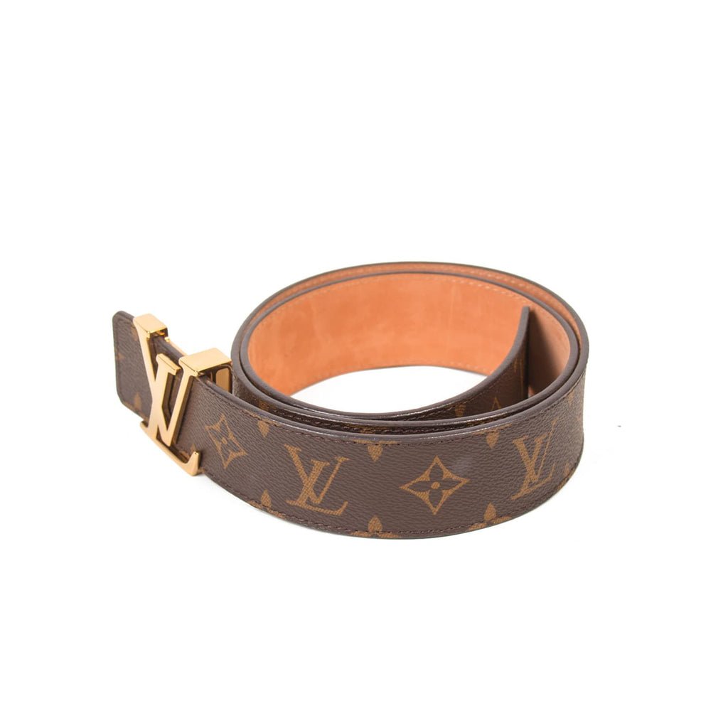 Louis Vuitton Monogram Initiales Belt