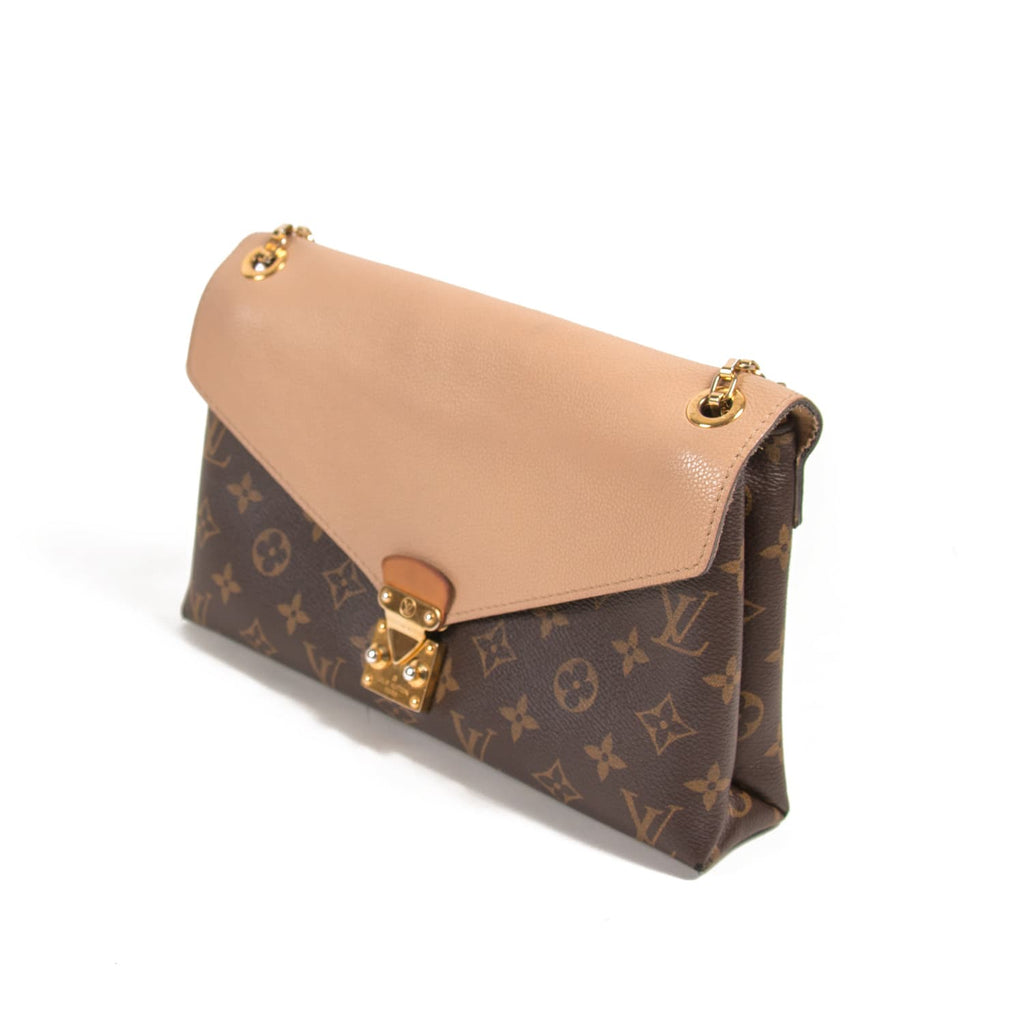 Louis Vuitton Monogram Pallas Chain Bag Bags Louis Vuitton - Shop authentic new pre-owned designer brands online at Re-Vogue