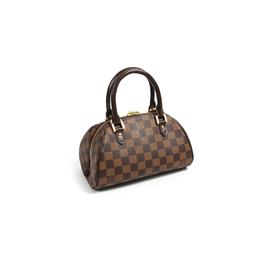 Louis Vuitton Damier Ebene Mini Ribera Bag Bags Louis Vuitton - Shop authentic new pre-owned designer brands online at Re-Vogue
