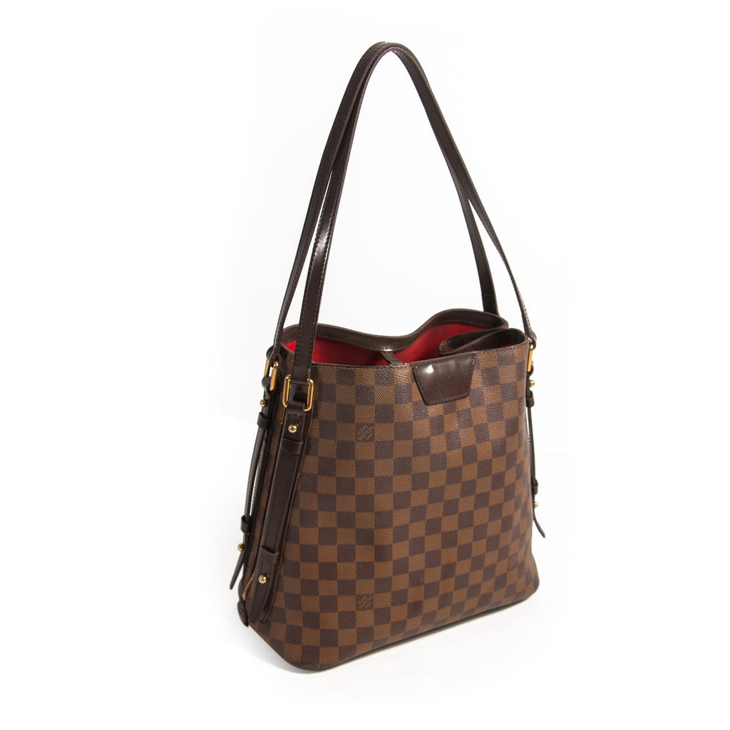 Louis Vuitton Damier Ebene Rivington Cabas Bags Louis Vuitton - Shop authentic new pre-owned designer brands online at Re-Vogue
