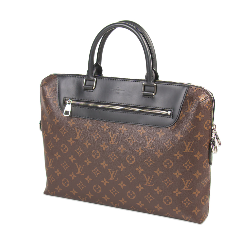 Louis Vuitton Monogram Porte-Documents Jour Bags Louis Vuitton - Shop authentic new pre-owned designer brands online at Re-Vogue