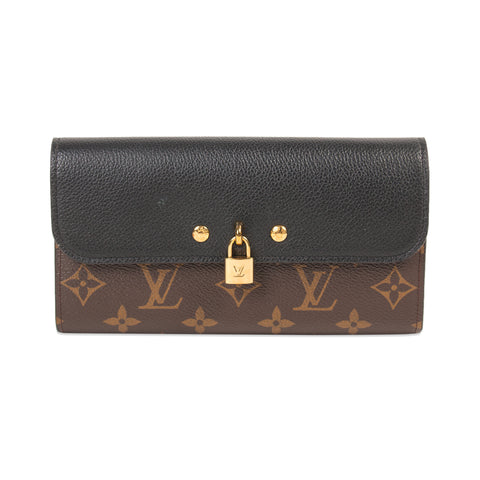 Saint Laurent Monogram Zip Around Wallet