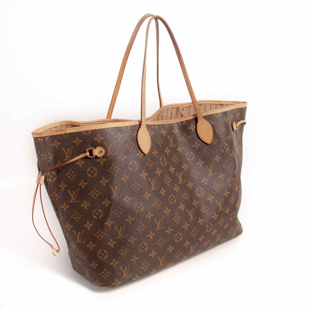 Louis Vuitton Monogram Neverfull GM Bags Louis Vuitton - Shop authentic new pre-owned designer brands online at Re-Vogue