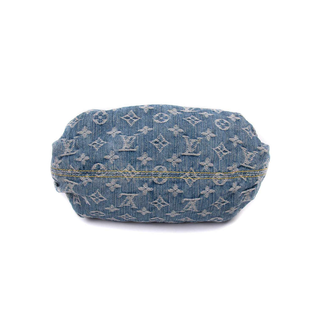 Louis Vuitton Denim Pleaty Bag Bags Louis Vuitton - Shop authentic new pre-owned designer brands online at Re-Vogue