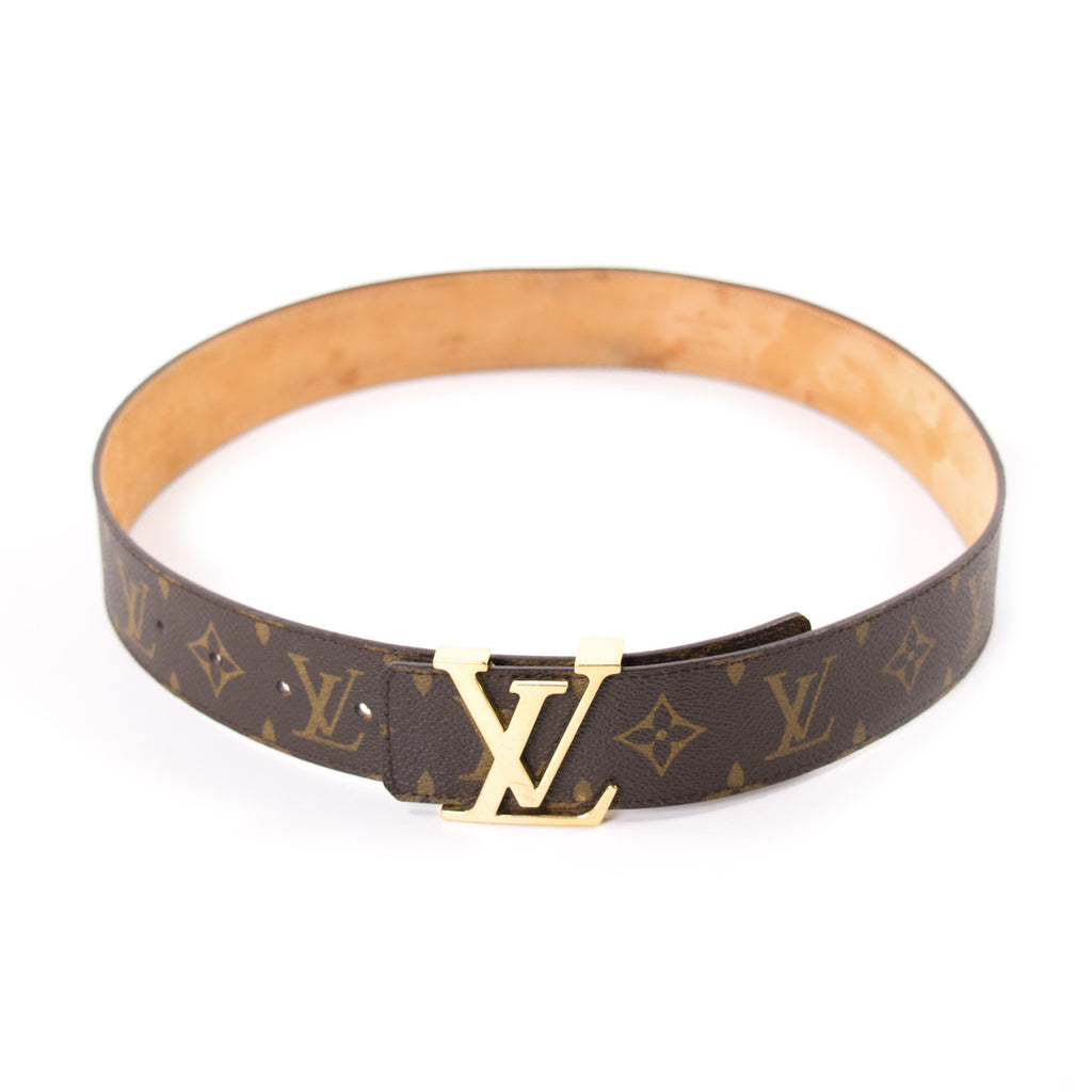 Louis Vuitton Monogram Initiales Belt Accessories Louis Vuitton - Shop authentic new pre-owned designer brands online at Re-Vogue