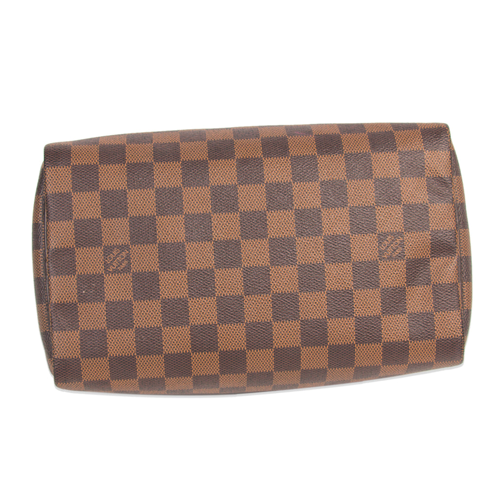 Louis Vuitton Damier Ebene Speedy 25