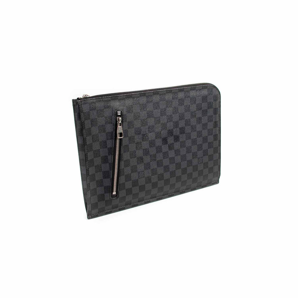 Louis Vuitton Damier Graphite Document Portfolio Bags Louis Vuitton - Shop authentic new pre-owned designer brands online at Re-Vogue