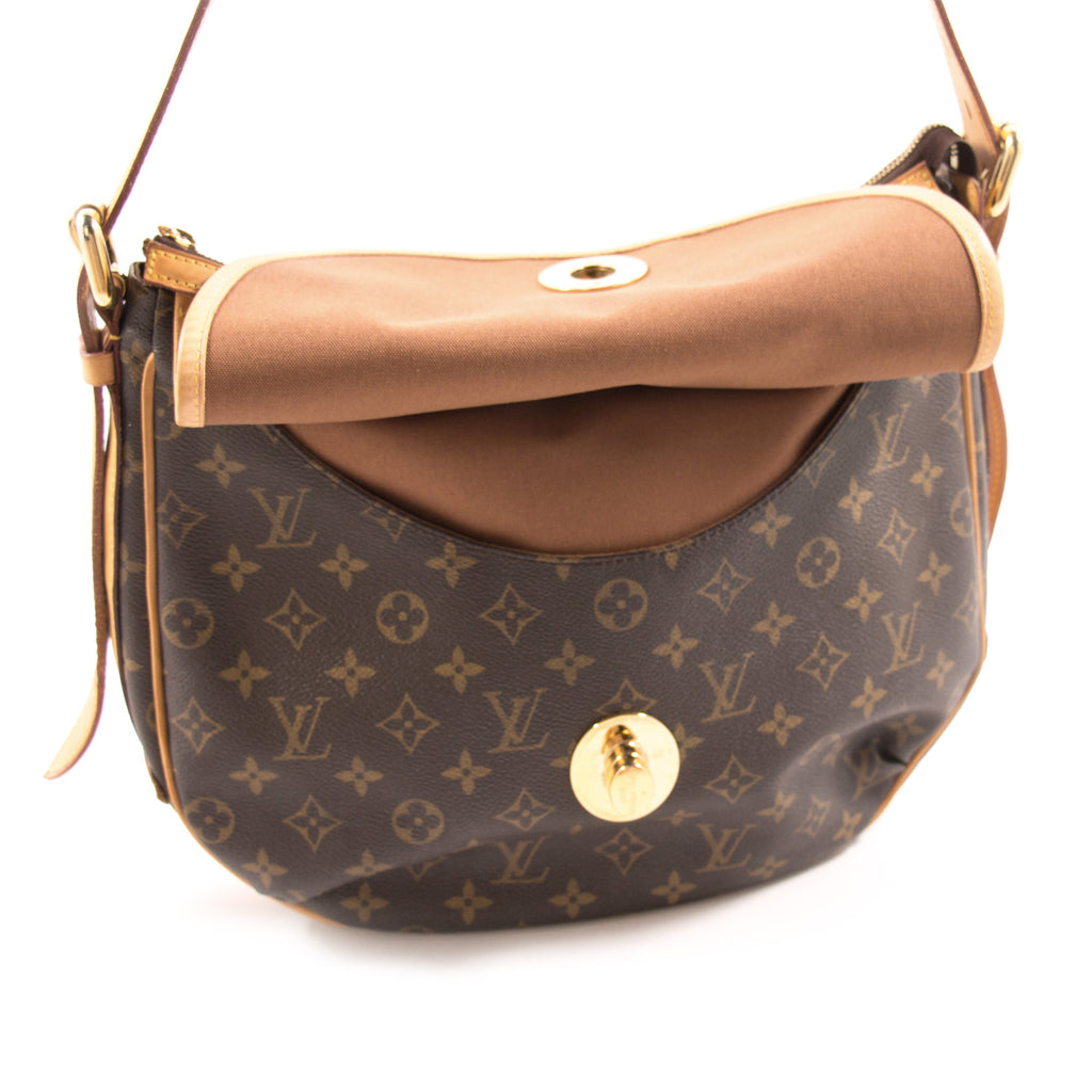 Louis Vuitton Monogram Tulum PM Shoulder Bag