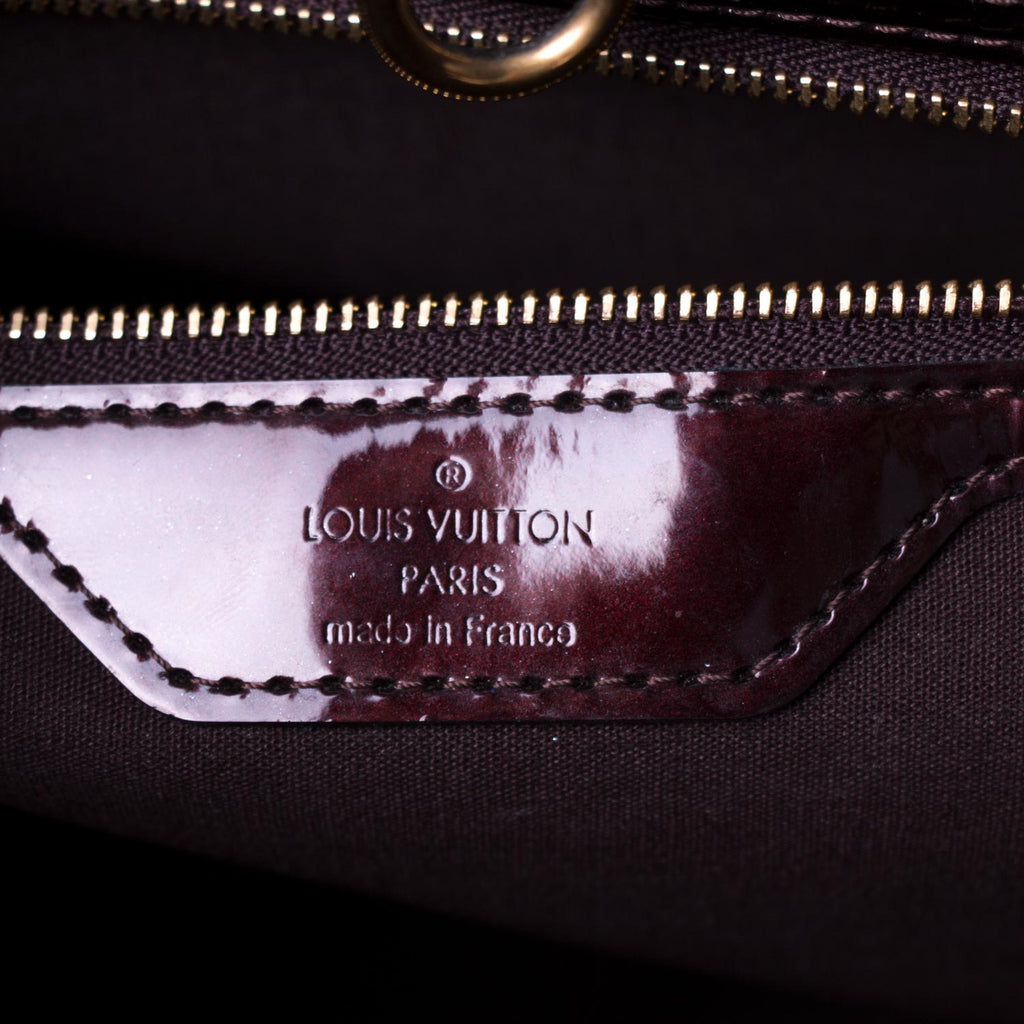 Louis Vuitton Vernis Wilshire MM Bags Louis Vuitton - Shop authentic new pre-owned designer brands online at Re-Vogue