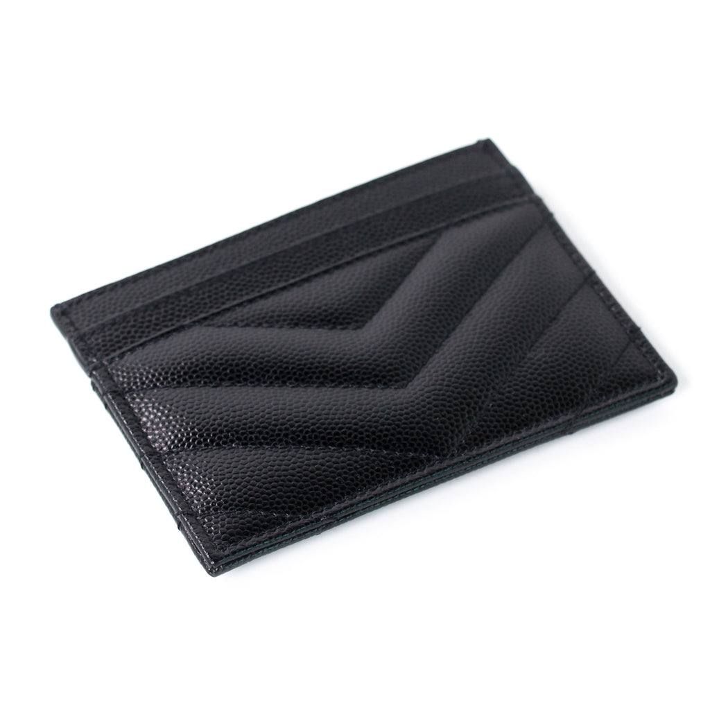 Saint Laurent Monogram Card Holder Accessories Yves Saint Laurent - Shop authentic new pre-owned designer brands online at Re-Vogue