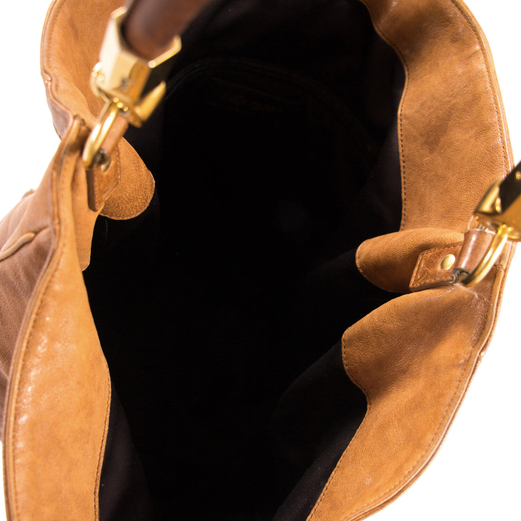 Saint Laurent Roady Hobo Bag Bags Yves Saint Laurent - Shop authentic new pre-owned designer brands online at Re-Vogue