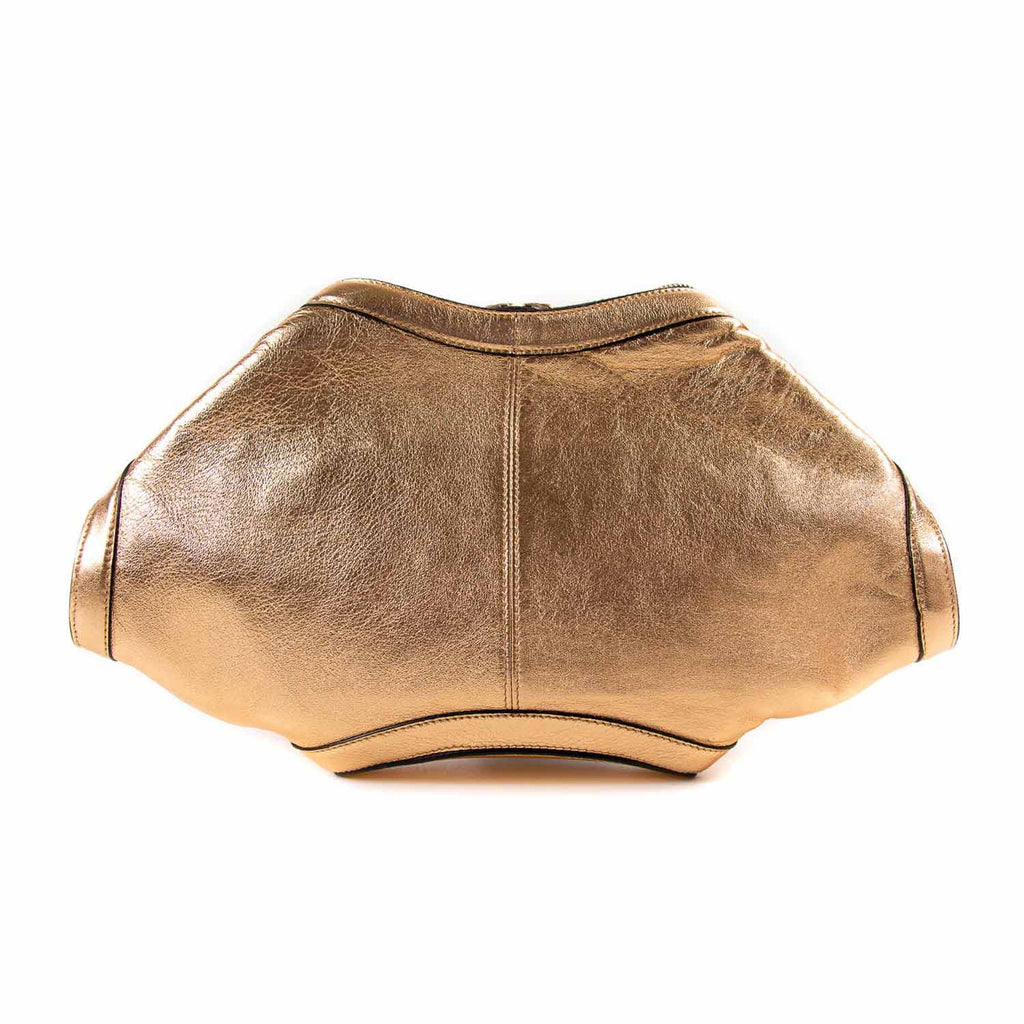 Alexander McQueen De Manta Clutch Bags Alexander McQueen - Shop authentic new pre-owned designer brands online at Re-Vogue