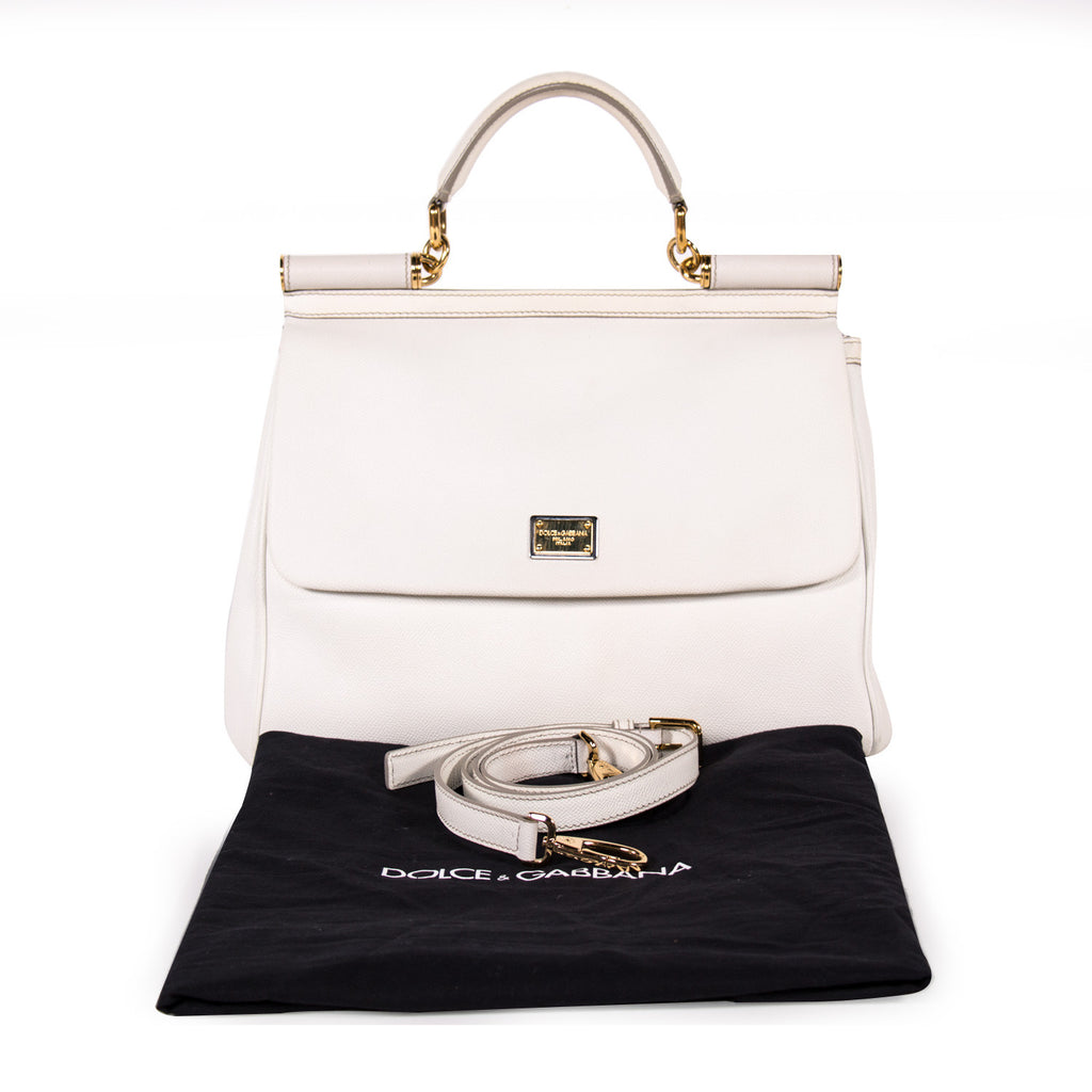 Dolce & Gabbana Miss Sicily Bag Bags Dolce & Gabbana - Shop authentic new pre-owned designer brands online at Re-Vogue