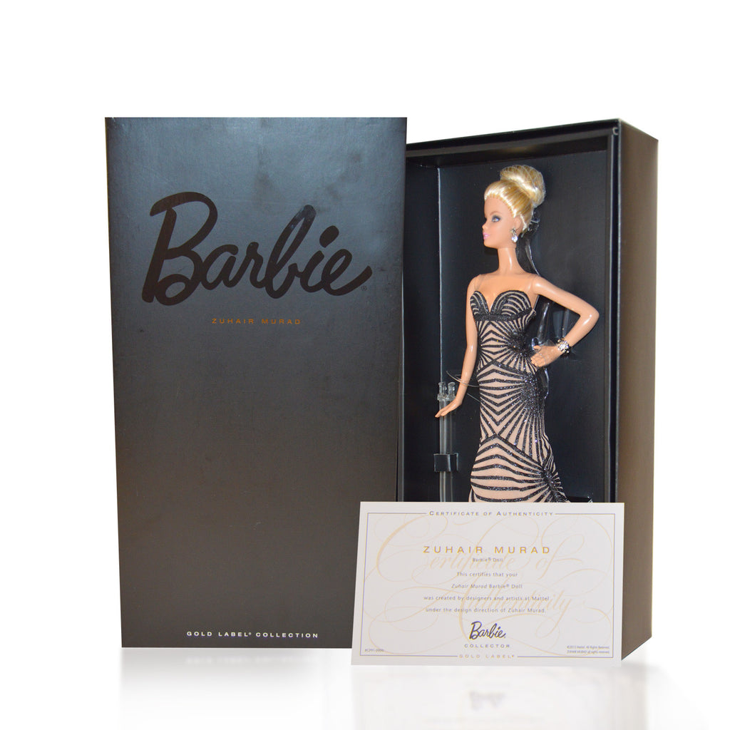 Zuhair Murad Barbie Doll