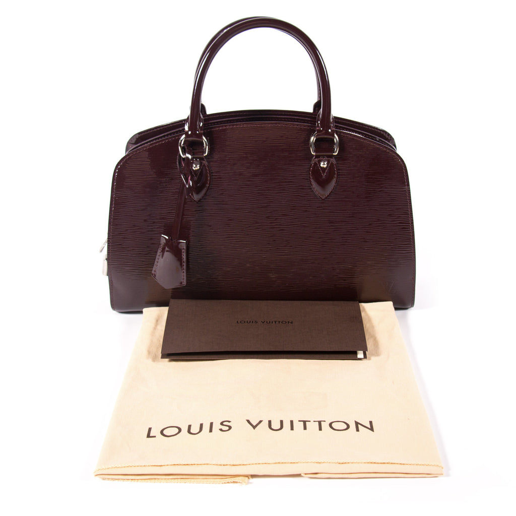 Louis Vuitton Electric Epi Pont Neuf PM Bags Louis Vuitton - Shop authentic new pre-owned designer brands online at Re-Vogue