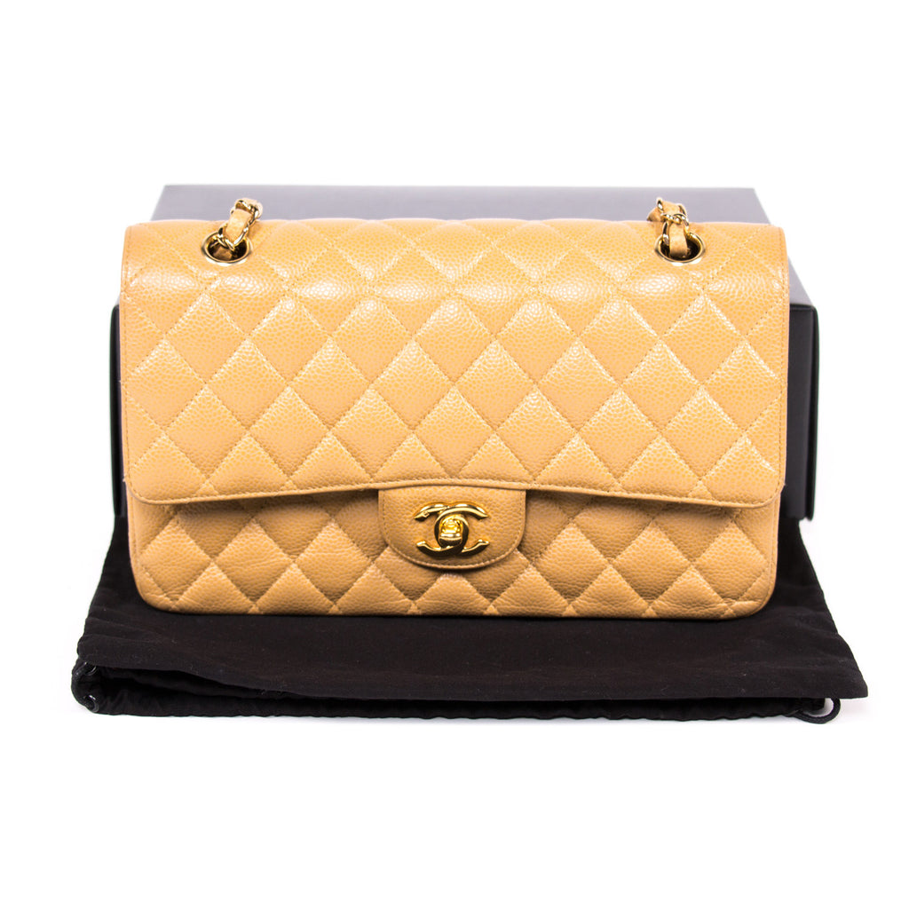 Chanel Classic Medium Double Flap Bags Chanel - Shop authentic new pre-owned designer brands online at Re-Vogue