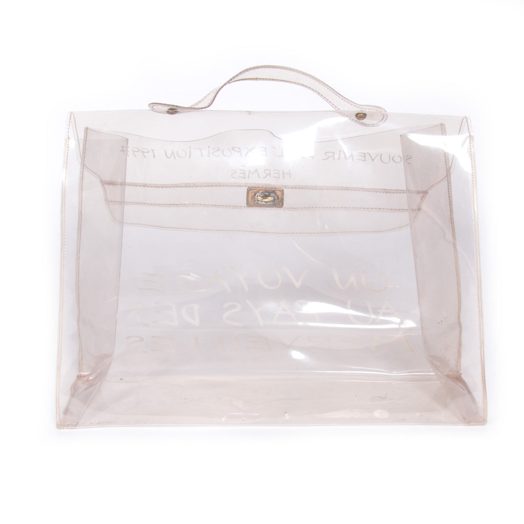 Hermes Vinyl Kelly Bag Bags Hermes - Shop authentic new pre-owned designer brands online at Re-Vogue