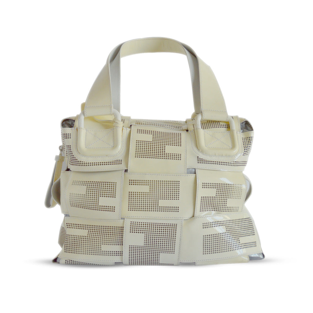 Fendi Crossword Grande Bag - revogue