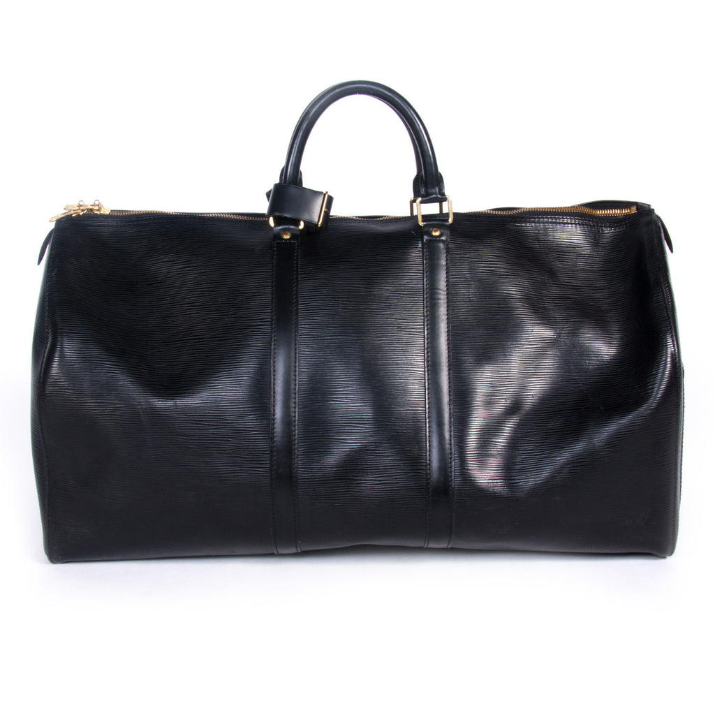 Louis Vuitton Keepall 50 Bags Louis Vuitton - Shop authentic new pre-owned designer brands online at Re-Vogue