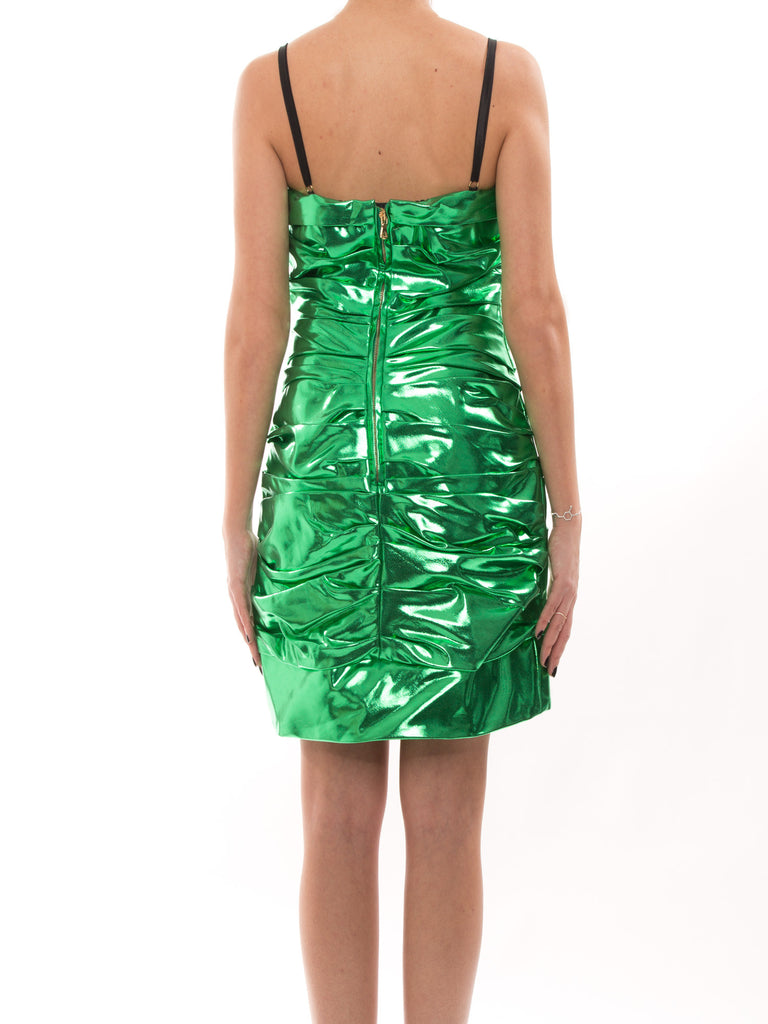 Dolce & Gabbana Green Dress Dress Dolce & Gabbana - Shop authentic new pre-owned designer brands online at Re-Vogue