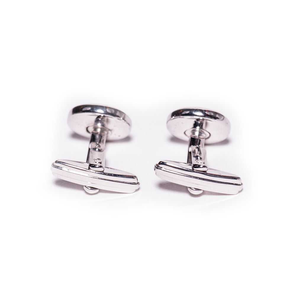 Burberry Enamel Cufflinks Cufflinks Burberry - Shop authentic new pre-owned designer brands online at Re-Vogue