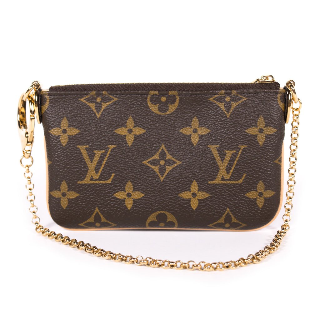 Louis Vuitton Milla Clutch Bag