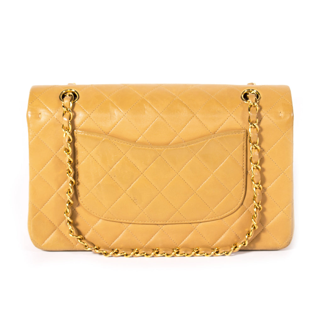 Chanel Medium Classic Double Flap Bag - revogue