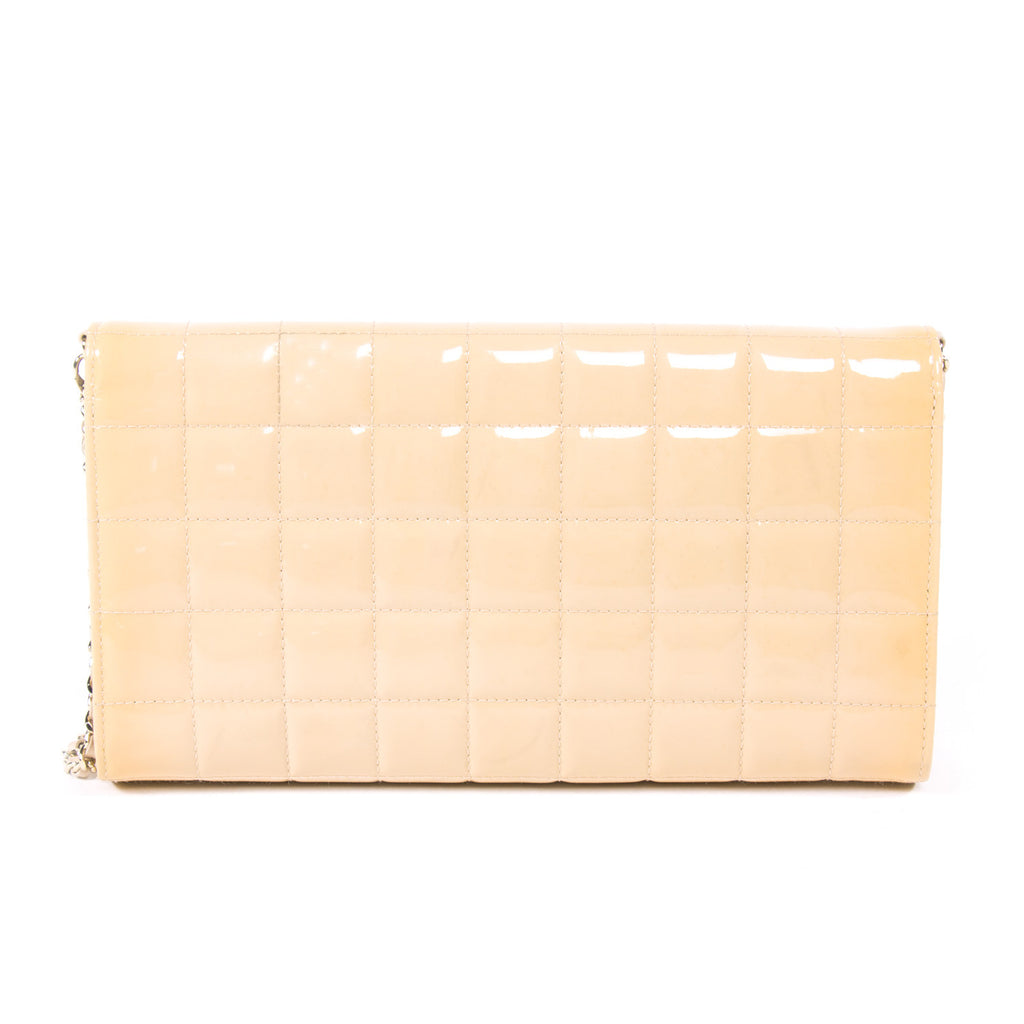 Chanel Patent Flap Bag - revogue