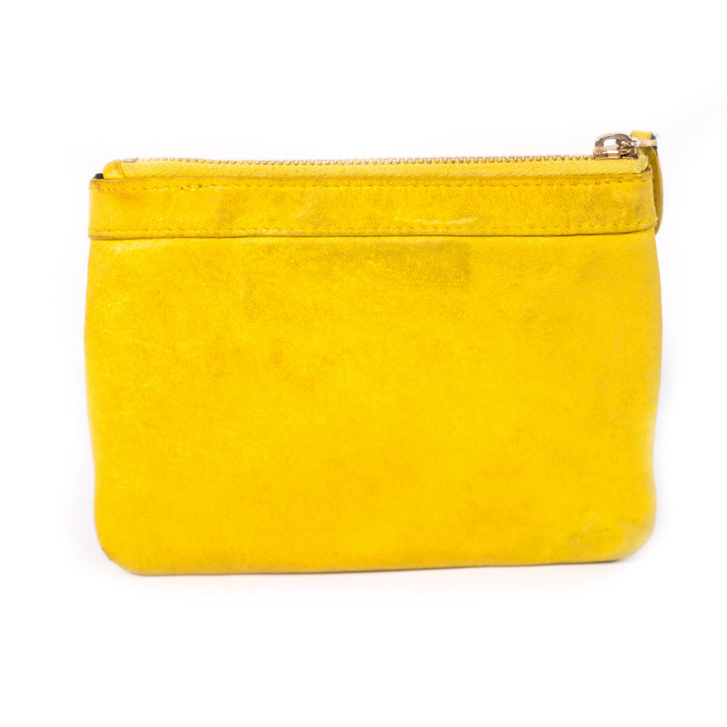 Balenciaga Classic Zip Mini Coin Pouch Accessories Balenciaga - Shop authentic new pre-owned designer brands online at Re-Vogue